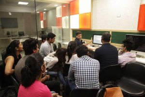 NDTV's Workshop on 'Operations and Editing'