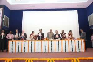 Faculty of Media Studies & Humanities, Manav Rachna International University organized an enlightening International Conference on 'Social Media and Governance: Prospects & Challenges'