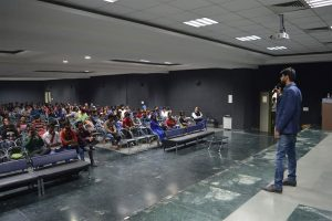 Proceeding of Student Seminar on Ethical Hacking & IT Security at MRIU