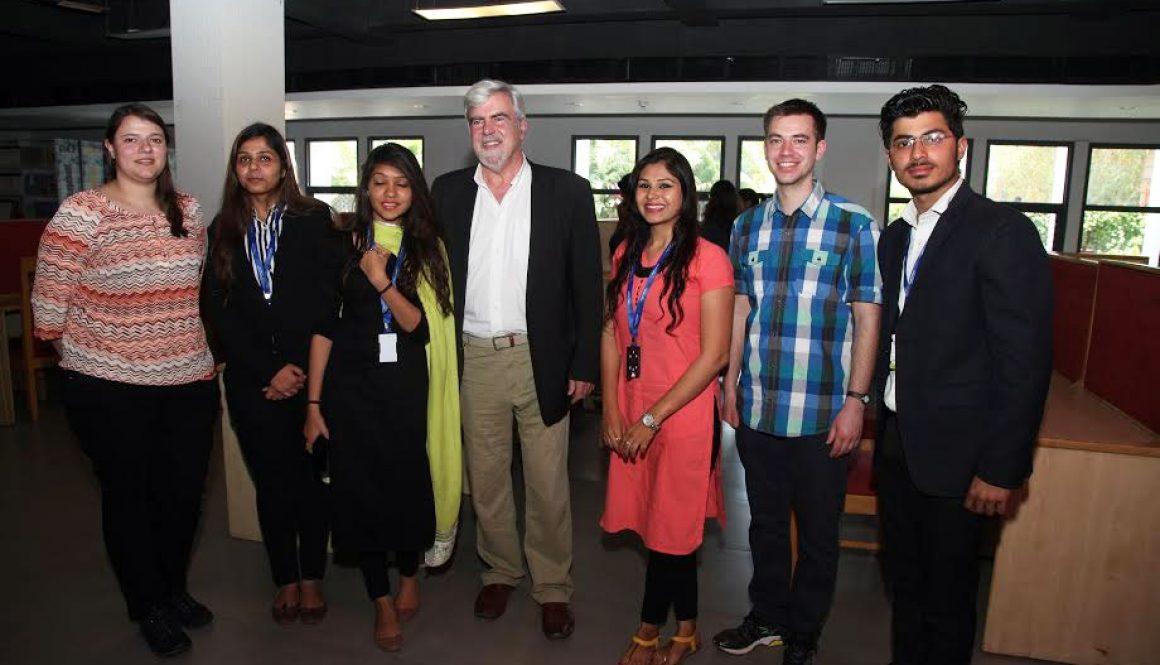 German Delegates Exchange Programme
