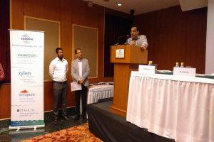 Corporate membership & speech by Dr Soni at India Habitat Centre,Delhi