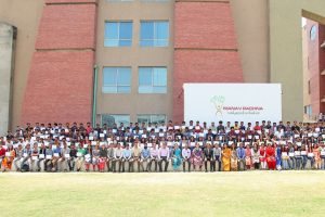 Soft Skills Training 2016 Certificate Distribution, Infosys Campus Connect