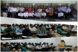 Industrial visit to Infosys Chandigarh Development Centre by MRU Students