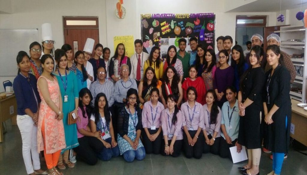 Inter University Recipe Competition (2)