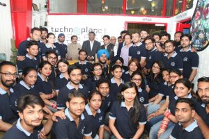 Manav Rachna paid tribute to its Visionary Founder on 4th Founders Day with piety