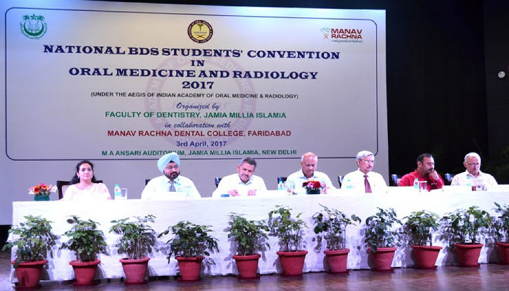 National BDS Students Convention – Oral Medicine and Radiology at New Delhi