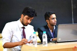 Daksh Sharma at Summit Manipal