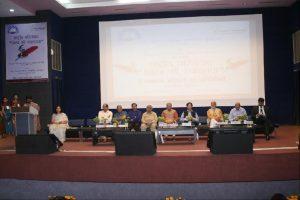 Conference on Autonomy of Education inaugurated at Manav Rachna with Shri. Atul Kothari,  Secretary, Shiksha Sanskriti Utthan Nyas talking about Autonomy of Education!