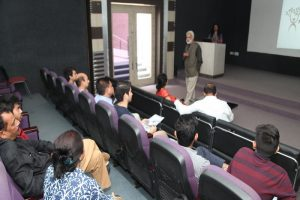 Department of Architecture & Design organises Orientation for B.Arch Programme