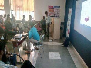 Guest Lecture Organized by MECHANICAL Engineering Department
