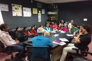 MRIU conducted a workshop on Project Development