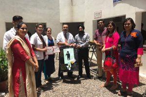 Manav Rachna Dental College Observes World No Tobacco Week