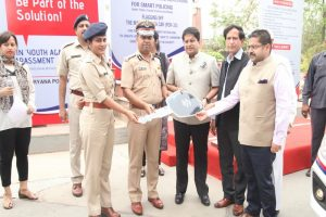 Manav Rachna joins hands with Faridabad Police for Smart Policing as part of AAPKI SURAKSHA AAPKE SATH to create an environment of safety, harmony and sense of responsibility in society