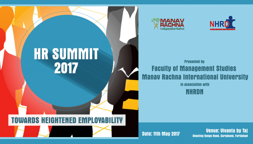 HR Summit 2017: Towards Heightened Employability