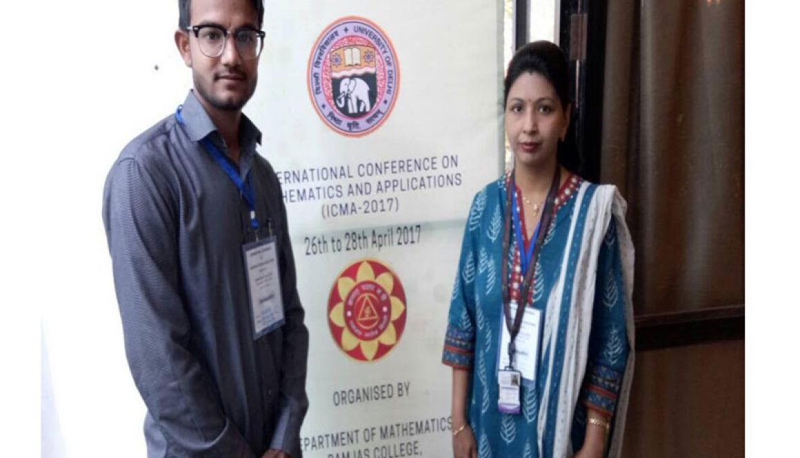 International Conference on Mathematics and Applications