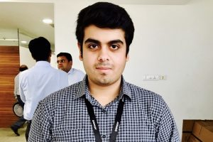 Ankit Pruthi grabs job at Deloitte, Thanks Faculty CSE, Manav Rachna University for the support