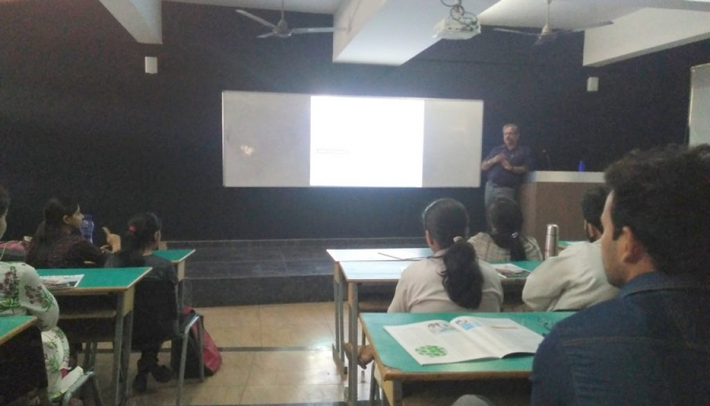 Guest Lecture 'Genome Editing CRISPER Demystified'