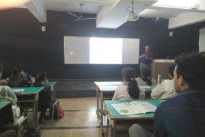 Guest Lecture 'Genome Editing: CRISPER Demystified'