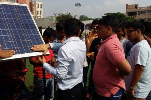 Centre For Smart Solar Energy organizes workshop on Solar PV Technology for New Entrants (4)