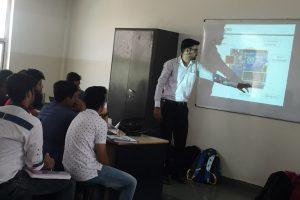 Day 3 of Mechanical Engineering, MRU Orientation Programme