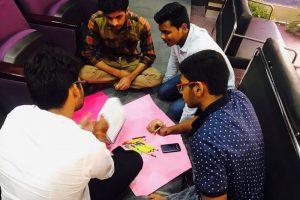 Day 4 at BBA, Manav Rachna University Orientation Programme (5)