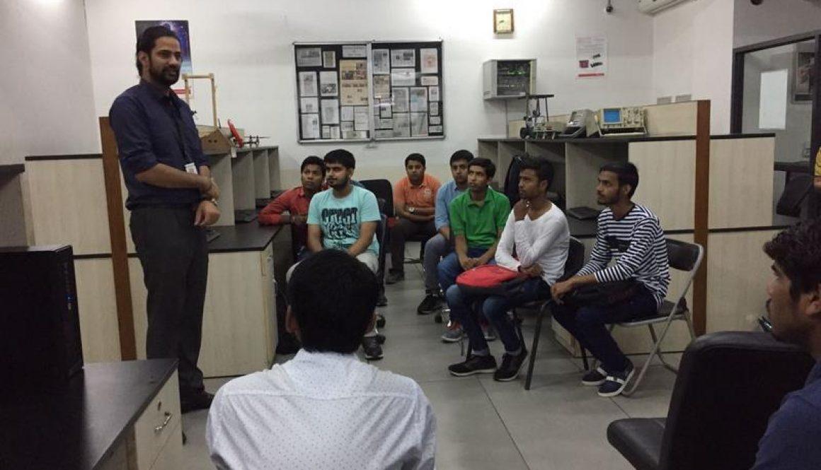 Day 4 of B.Tech CSE and IT Orientation Programme at Manav Rachna University