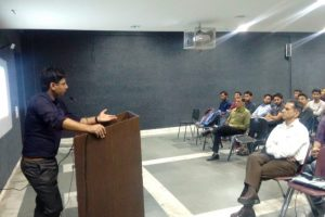 Expert Lecture conducted by Yajur Kumar, Assistant Professor