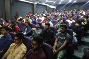 FMS and FBSS welcomed the Freshers of 2017 Batch in Orientation Programme (6)