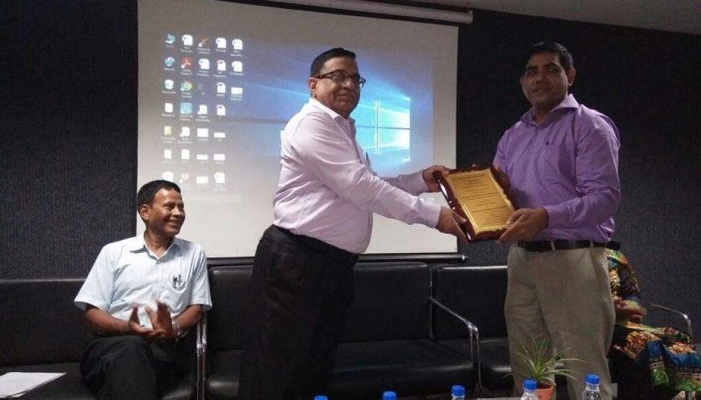 "Faculty Development Programme organized in Manav Rachna International University on ""Biostatistics and Bioinformatics Tools in Research"" (1)"