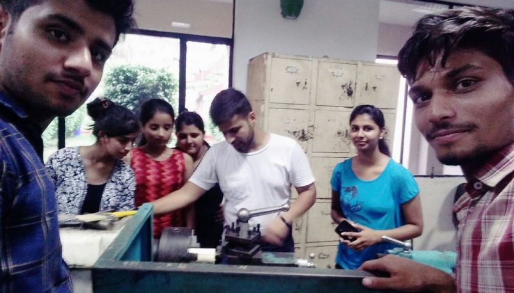 Faculty of Applied Sciences holds Two-week Orientation Program at Manav Rachna University (2)
