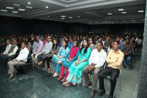 "Interactive Session conducted on ""Inner Excellence"" by Manav Rachna Academic Staff College"