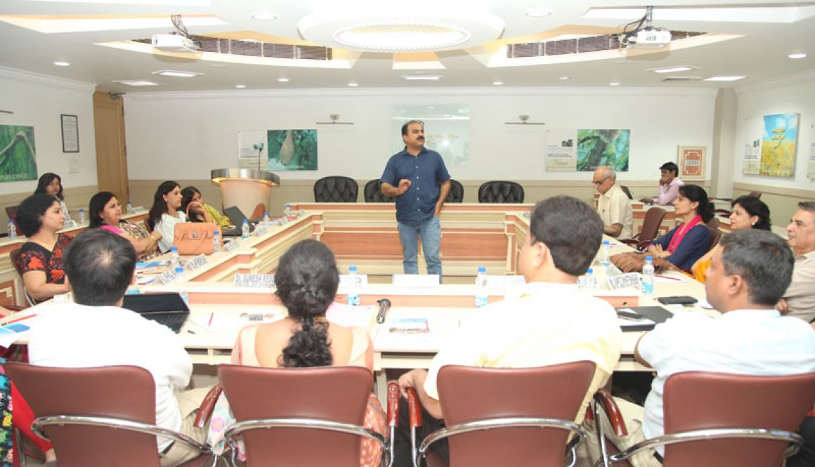 MREI organizes Two Day Workshop on Academics in Association with DSE, GOH, Panchkula