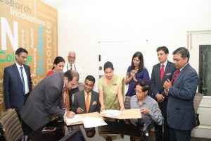 MRIU signs MoU with The Crowne Plaza Okhla, Inter Continental Hotels Group (2)