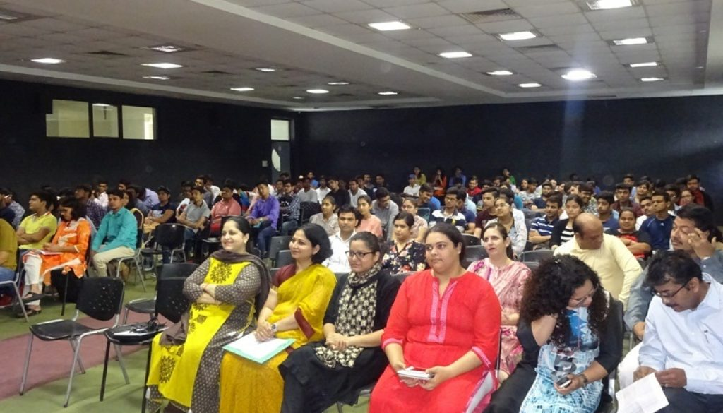 MRU successfully holds Orientation Programme for Engineering & Non-Engineering Courses (1)