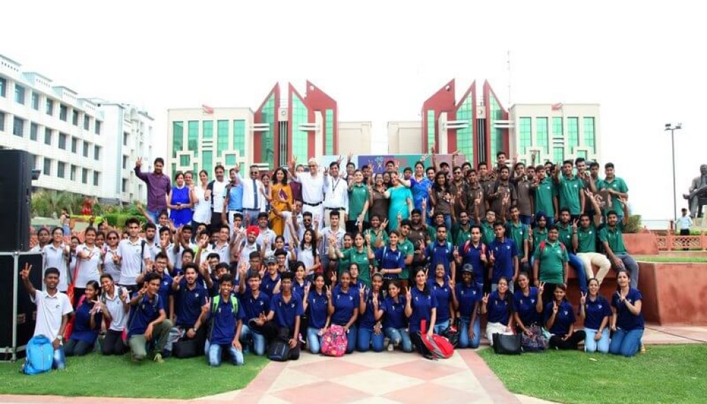 Manav Rachna Educational Institutions launch First Clan Day with fun n frolic (1)