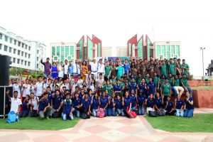 Manav Rachna Educational Institutions launch First Clan Day with fun n frolic