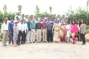 Manav Rachna Successfully Organises Plantation Drive under HaritHaryana Campaign (2)