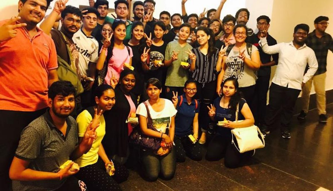 MRU, Faculty of Management Studies BBA Orientation Programme – Day 3