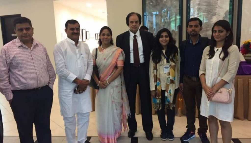 Ms. Lakhwinder Kaur, Nutrition & Dietetics, FAS, MRIU felicitated at 2nd iCiAsT-2017, Singapore (1)