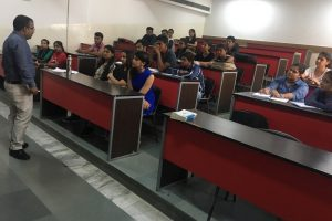 Orientation Program of Faculty of Applied Sciences, Manav Rachna University