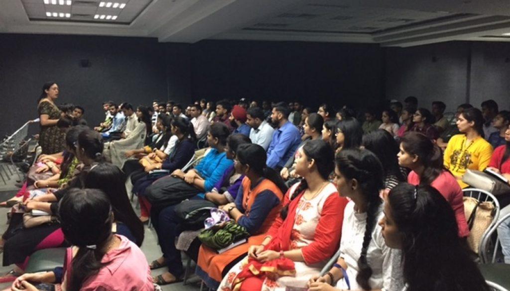 Workshop on Spoken English by FMS, MRIU – Orientation Day 5 (2)