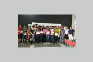 Summer Training-June 2017 Department Of Electronics & Communication, MRU Faridabad