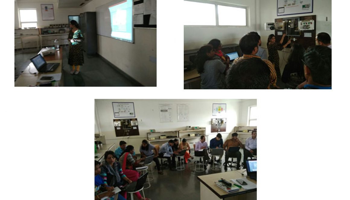 Workshop On Programmable Logic Controllers (PLC)