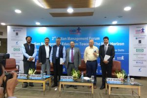 Dr. Sanjay Srivastava was invited as a speaker at NHRDN's 2nd Indian Management Forum