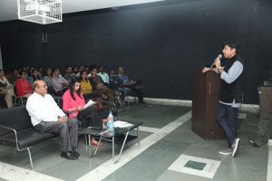 Faculty Development Programme was organized by MRASC