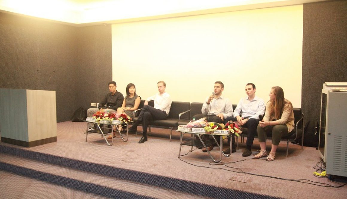Panel Discussion on 'How To Create A Successful Career'