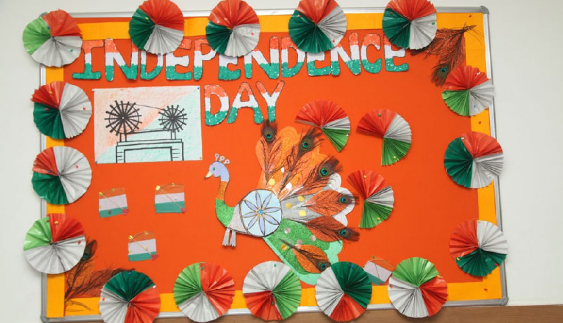 Independence Day Celebrations at Manav Rachna