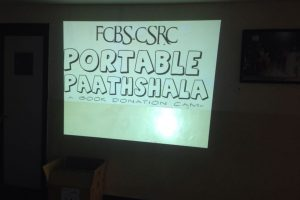 Portable Pathshala – A Book Donation Camp