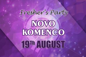 NOVA KOMENCO -The New Beginning