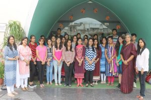 Visit to the Manav Rachna International School